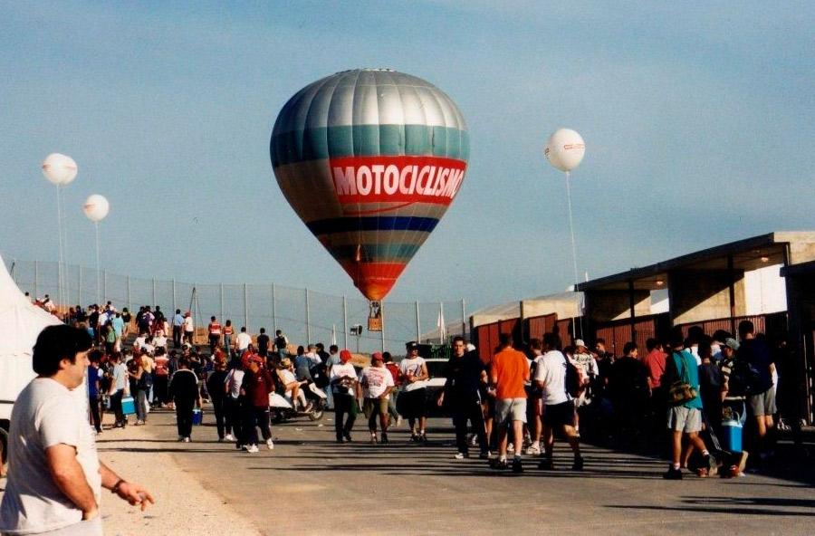 Evento motociclismo