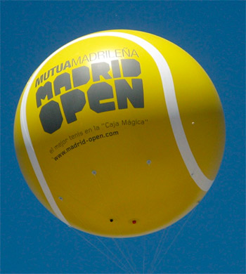 Globo Madrid Open