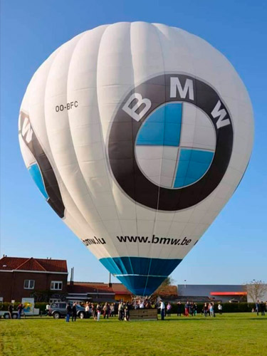 Vuelo Cautivo BMW